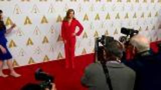 Oscar Noms Dazzle Red Carpet - Video