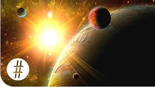 We Present You The Solar System In Numbers - Video
