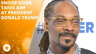 Shots fired: Snoop's epic takedown of Trump - Video