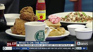 Metro diner opening second valley location - Video