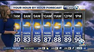 South Florida Wednesday morning forecast (7/5/17) - Video