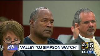 The Arizona connection to OJ Simpson's parole hearing - Video