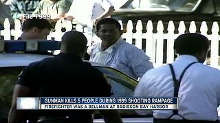 Gunman kills 5 people during 1999 shooting rampage - Video