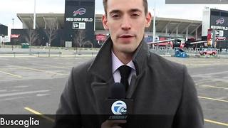 Talk of Tyrod, Watkins, and more as Bills wrap up practice first practice ahead of Steelers game (12/7/16) - Video