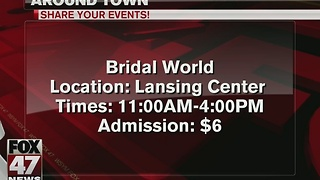 Lansing events targets future brides - Video