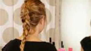 How to Do an Inside-Out French Braid - Video