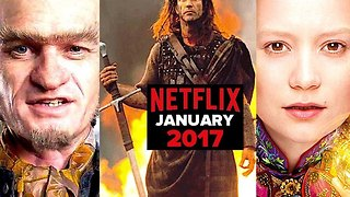 Everything Coming & Leaving Netflix in January 2017 - Video