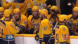 Predators Headed Back Home For Game 6 - Video