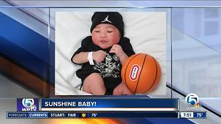 Sunshine Baby 6/17/17 - Video