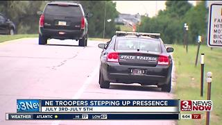 Nebraska State Patrol to crack down over Fourth of July week - Video