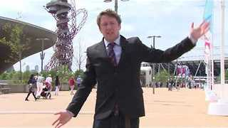 Spoof British Reporter Shares His Take on London's Olympic Legacy - Video