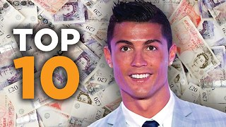 Top 10 Highest Earning Footballers - Video