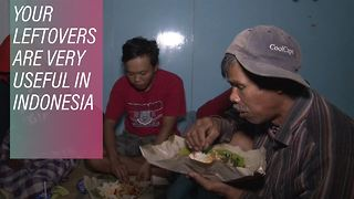 Restaurants to the rescue: Feeding the homeless - Video