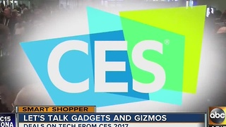 Smart Shopper: The 2017 Consumer Electronics Show is underway - Video
