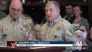 Budget battle hits Clay County Sheriff's Department - Video
