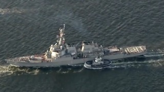Elyria sailor killed in crash off the coast of Japan - Video