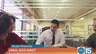 Acute Financial: How will new president affect retirement? - Video