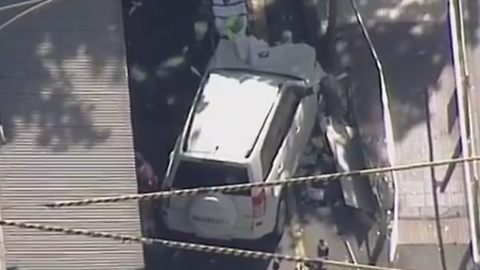 Car Plows Into Pedestrians in Melbourne, Injuring at Least 15