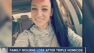 Ali Brown's family and friends mourn her death - Video
