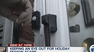 Holiday Season Scams - Video
