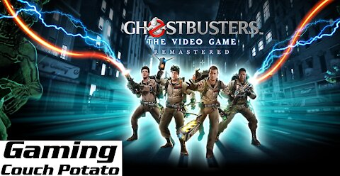 Capturing The Fisherman Ghost In Ghostbusters: The Video Game, Remastered (PC Epic Games)