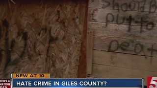 FBI Helping Investigate Possible Hate Crime - Video