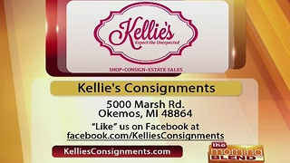 Kellie's Consignments - 1/5/17 - Video