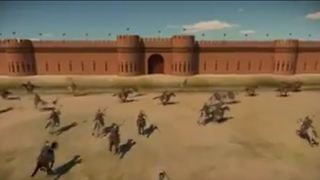 Great Wall of Gorgan - Video