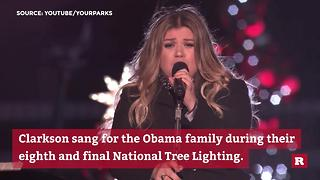 Kelly Clarkson is having a great holiday season | Rare People - Video