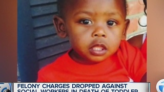 Felony charges dismissed against two CPS social workers in death of 3-year-old boy - Video