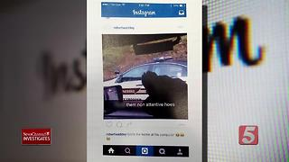 Man Pleads Guilty To Threatening Police On Social Media - Video