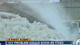 Icy problem could soon be fixed - Video