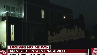 Shots Fired Into Home With Mother, Boy Inside - Video