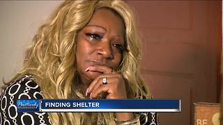 Milwaukee woman finding shelter for homeless kids - Video