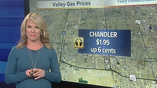 East Valley boasts cheapest gas prices - Video