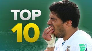Top 10 Longest Bans In Soccer History - Video