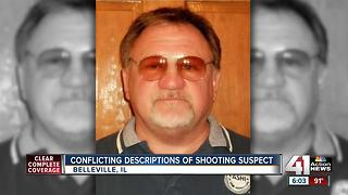 Conflicting descriptions of the Virginia shooting suspect - Video