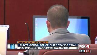 More witnesses testify at Punta Gorda Police Chief trial