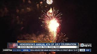 Fireworks planned for 4th of July in valley - Video