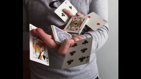 Get Any Girl With This Card Trick