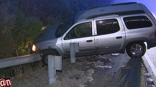 Icy Overpasses, Fog Cause Morning Commute Hazard - Video