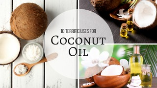 10 Uses for Coconut Oil - Video