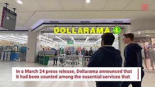 Dollarama Is Officially An Essential Business & Will Stay Open During COVID-19 Shutdowns