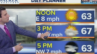 13 First Alert Weather for Wednesday morning - Video