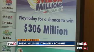 Mega Millions drawing tonight - Video