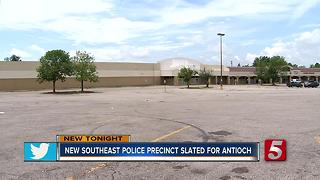 Metro Proposes Land Purchase For New Police Precinct - Video