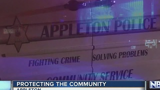 Ride along with Appleton Police