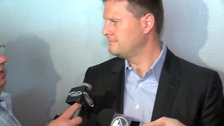 Jason Botterill talks ahead of NHL Draft - Video