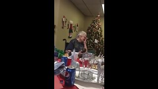 Grandpa Surprises Wife Of 67 Years With New Engagement Ring - Video