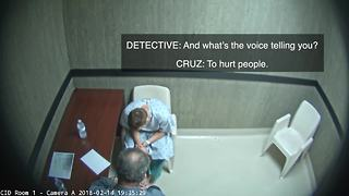 Video of BSO interview with Nikolas Cruz from day of shooting released